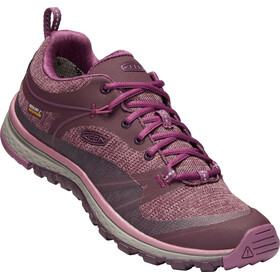 Keen Terradora WP Shoes Dame winetasting/tul
